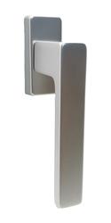 Klika okenní 1033 titan F9 Al, 4 pol. 35mm (45°)
