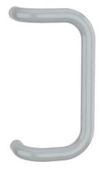 Hliníkové madlo stříbrné (tvar U)