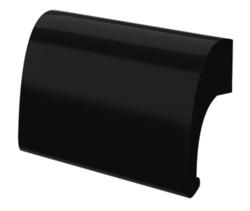 Hliníkové madélko DELUXE černé