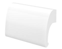 Hliníkové madélko DELUXE bílé RAL 9016