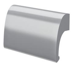 Hliníkové madélko DELUXE F1 stříbrná