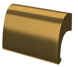 Hliníkové madélko DELUXE F4 bronz