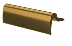 Hliníkové madélko F4 bronz