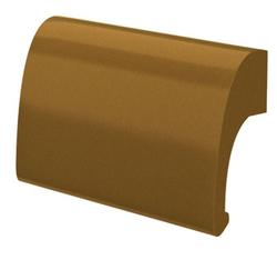 Hliníkové madélko DELUXE zlaté (imitace bronzu)