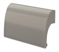 Hliníkové madélko DELUXE saténové (nová stříbrná)