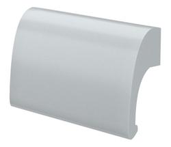 Hliníkové madélko DELUXE stříbrné