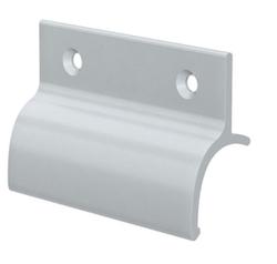 Hliníkové madélko s osazením stříbrné
