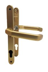 K-K, ÚŠ 26mm, bronz F4, rozteč 92mm, rozteč Hoppe