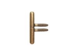 Závěs 51.1 zaoblený, průměr 13mm, starobronz