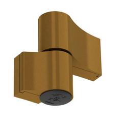 Dveřní pant Alu Jocker 2D (dvoudílný) 67 mm zlatý nástřik