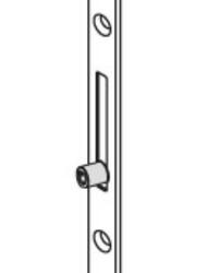 Vchodové zámky s E čepy