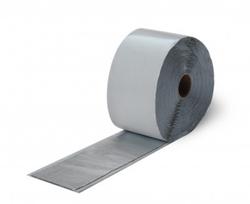 Butylová páska Butyl ALU 1,2x100mm - role 25m