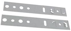 Kotevní plech tl 1,4 mm - 44,5 mm