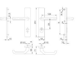 Dveřní samozavírače TS20 bez aretace(es000040)